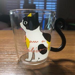 😽 I am a calico cat cup - 8.5oz